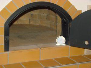 3a - Zidana krušna peć