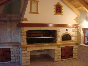 2b - Pečenjara i krušna peć