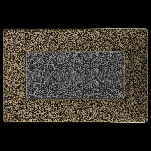 Rozeta za kamin ZLATNA 2 11x17